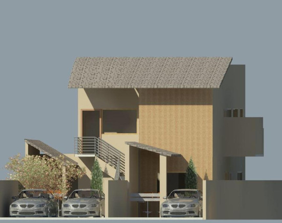 Casa Geminada Com 3 Quartos Para Comprar No Palmeiras Em Ibirité/mg - 8289