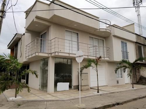 Venta De Casa Esquinera Con Local Cartago Valle