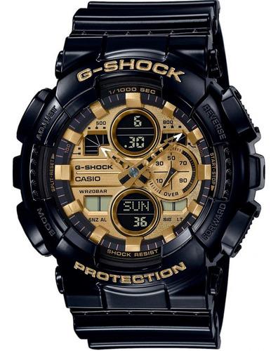 Relógio Casio G-shock Masculino Ga-140gb-1a1d