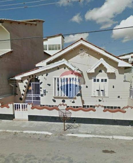 Casa Com 4 Dormitórios À Venda, 129 M² Por R$ 130.000 - Centro - Itambé/ba - Ca0150