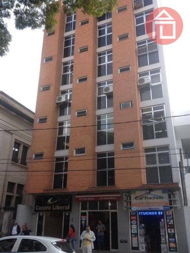 Imagem 1 de 10 de Sala Comercial Para Locação, Centro, Bragança Paulista. - Sa0104