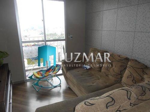 Imagem 1 de 9 de Apartamento Com Dois Dormitórios No Jardim São Luis - 529g