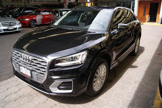 Audi Q2 Select 2018. Aut,clima,piel,q/c,ra 17 . Mot Turbo