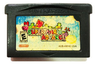 Super Mario Advance Original - Gba & Nds