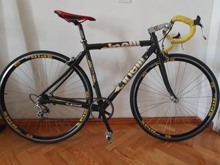Bicicleta Ruta Cinelli