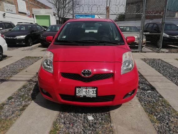 Toyota Yaris 1.5 Hb Premium 5vel Aa Ee Mt 2010