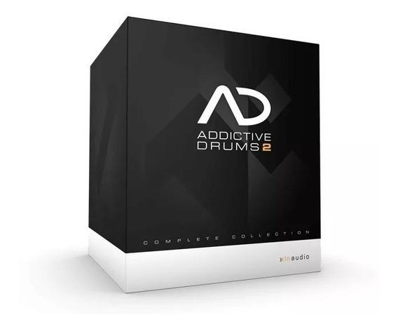 Addictive Drums 2.1.9 Completo 35 Kits - Envio Imediato