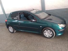 Peugeot 206 1.9 Xrd Aa 2003