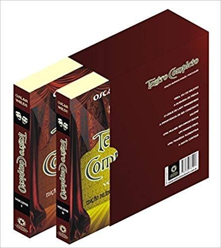 Teatro Completo Box Especial - 2 Volumes / Wilde, Oscar