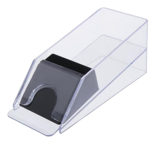 Imagen 1 de 9 de 4 Deck Plastic Blackjack Shoe Blanco