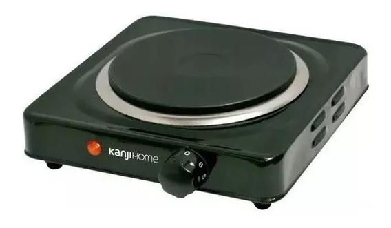 Anafe Electrico Kanji 1 Hornalla 1000w Simple Camping