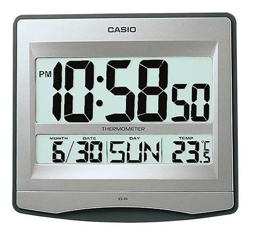 Reloj De Pared Casio Id-14s-8d Casio Shop Oficial
