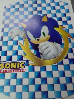 Manteles De Cumpleaños De Sonic En Mercado Libre Argentina