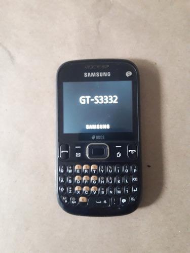 Celular Sansung Gt S3332- Aproveitar Peças