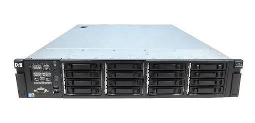 Servidor Hp Dl380 G6 E5506 32gb 1.2tb