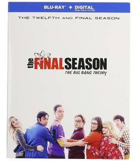 Blu-ray The Big Bang Theory Season 12 Temporada 12