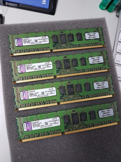 Memória Ddr3 4gb Ecc Kingston - Dell