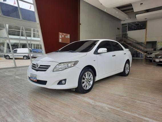 Toyota Corolla Gli 2011 Automatico
