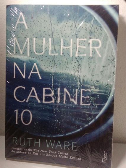 A Mulher Na Cabine 10. Romance Imperdível. Produto Novo!!!