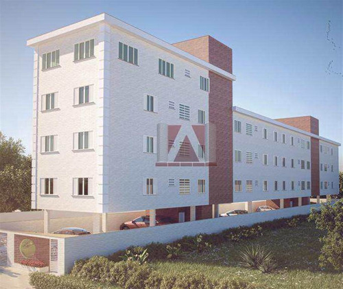 Imagem 1 de 2 de Apartamento - Venda - Centro - São Vicente - Hpu3