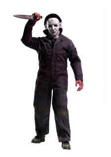 Halloween The Curse Of Michael Myers Threezero - Robot Negro