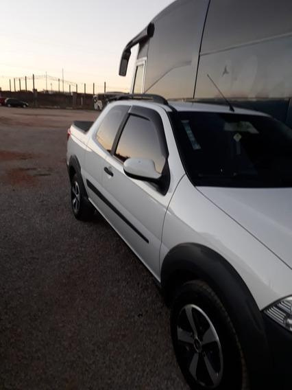 Fiat Strada 2014 1.4 Mpi Fire Flex 8v Cd Completo