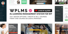 Wplms Learning Management System For Wordpress, Education Th