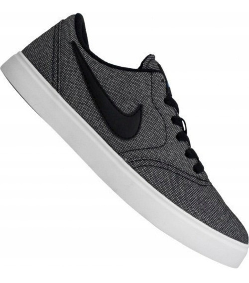Zapatillas Nike Sb Check Canvas (gs) Niño 905373-008 Gris