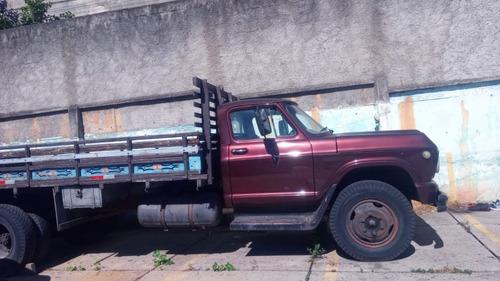 Imagem 1 de 9 de Caminhão Chevrolet,  Modelo C-60, Carroceria.