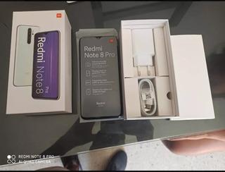 Celular Xiaomi Redmi Note 8 Pro 64gb