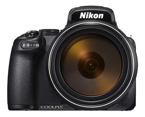 Imagen 1 de 3 de Nikon Coolpix P1000 compacta color  negro