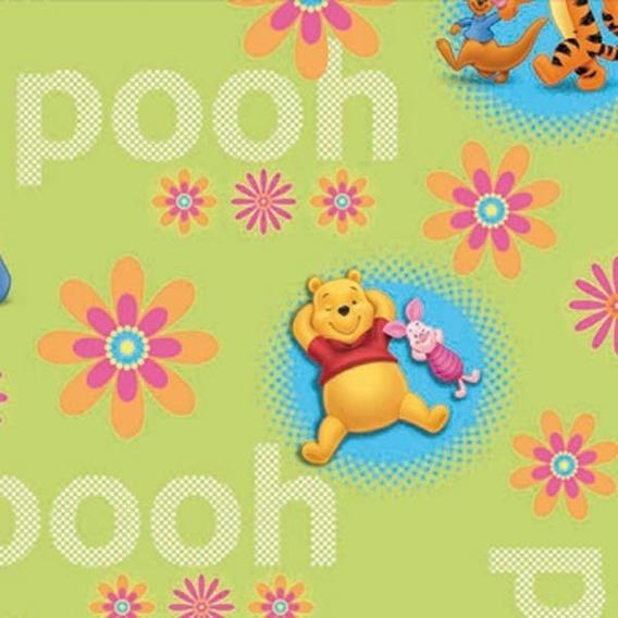 Papel Contact - Plastico Adesivo De Parede Ursinho Pooh