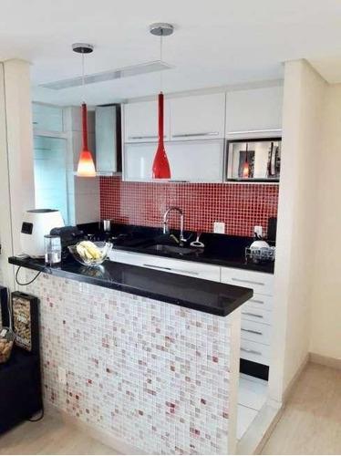 Apartamento À Venda, 47 M² Por R$ 380.000,00 - Vila Moreira - São Paulo/sp - 14818