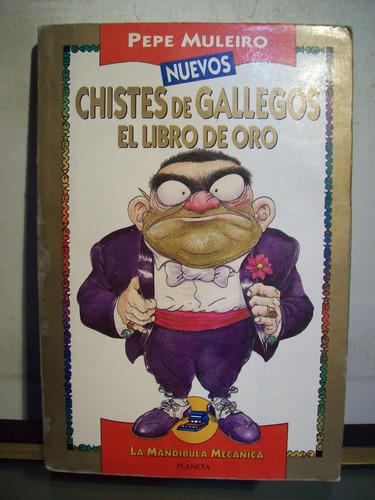 Adp Chistes De Gallegos El Libro De Oro Pepe Muleiro