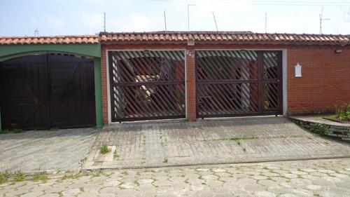 Casa Com Piscina A 800 M Da Praia De Itanhaém. 3354  L C