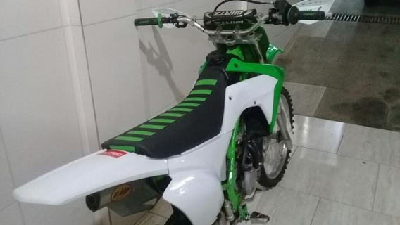 Kawasaki Kawazaki Kx 80