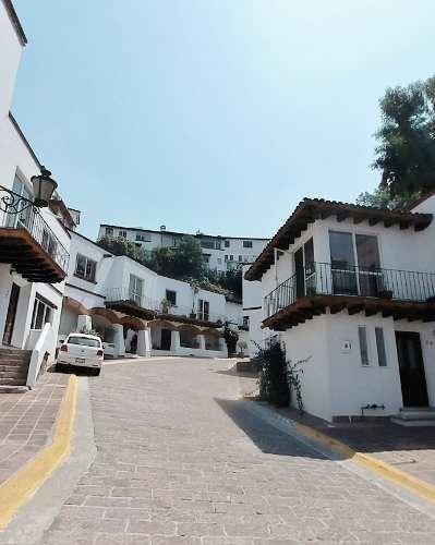 Renta Casa En Condominio Tecamachalco