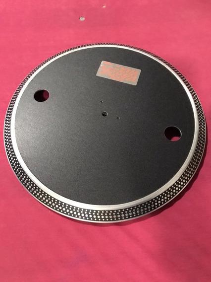 Par De Pratos Para Toca Discos Technics Mk2, Mk3, Mk5, M5g