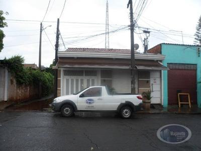 Casa Com 1 Dormitório Para Alugar, 30 M² Por R$ 800/mês - Ipiranga - Ribeirão Preto/sp - Ca1011