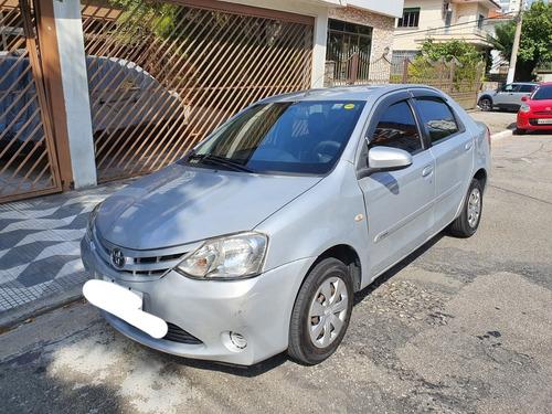 Toyota Etios 2014 1.5 16v Xs 4p