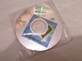 Cd Tutorial Windows 98 Raridade Frete Grátis