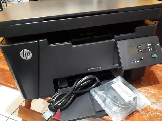 Impressora Hp Multifuncional M125a + Toner Promoção Outubro