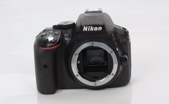 Nikon D5300 Wi-fi 24.mp. Novíssima
