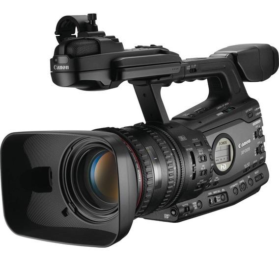 Filmadora Canon Profissional Xf305 Novo C/ Nf