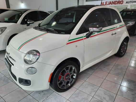 Fiat 500 1.4 16v Sport 2012