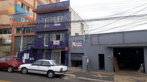 Imagem 1 de 23 de Sala Para Alugar, 75 M² Por R$ 1.000/mês - Jardim Do Trevo - Campinas/sp - Sa0037