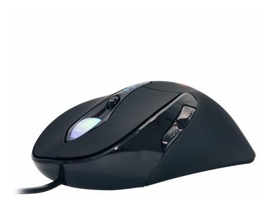 Mouse Gamer 3400 Dpi Shotgun 6 Botões