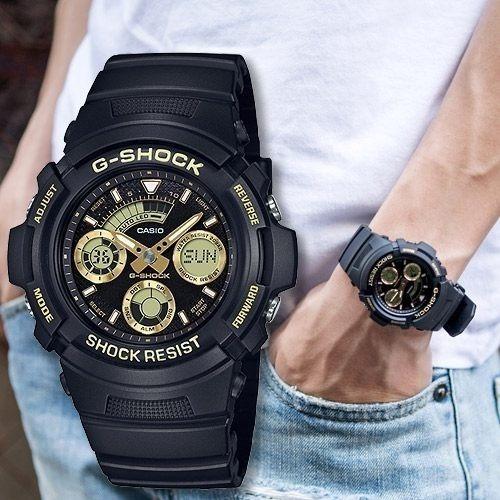 Relógio Casio G Shock Aw 591gbx 1a9dr Original Nfe+ Garantia