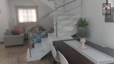 Sobrado Residencial Para Locação, Vila São Bento, São José Dos Campos. - So1171