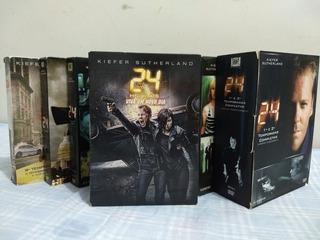 Série 24 Horas Completa Em Dvd